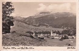 AK Riezlern Mit Hoch Ifen (6595) - Kleinwalsertal