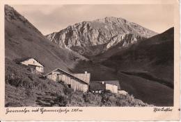 AK Zwerenalpe Mit Hammerspitze (6598) - Kleinwalsertal