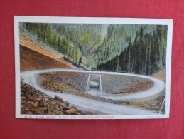 - Wyoming> Yellowstone  Park  Spiral Bridge  S Hill Cody Road  ref  1389