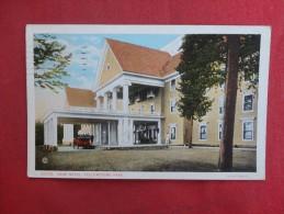 - Wyoming> Yellowstone  Park  Lake Hotel  ref  1389