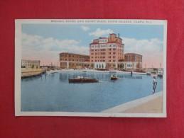 - Florida> Tampa  Mirasol Hotel Yacht Basin Davis Island     ref  1389