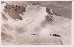 AK Schwarzwasserhütte Im Kl. Walsertal Mit Steinmandl Und Gerachsattel (6605) - Kleinwalsertal