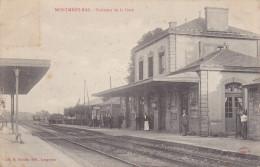 Montmèdy-Bas Intérieur De La Gare - Montmedy