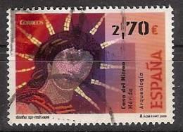 España U 4470 (o) Arqueología. 2009 - 2001-10 Usados