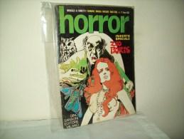 Horror (Ed. Sansoni 1970) N. 11 - Sin Clasificación