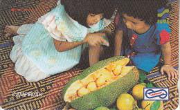 MALAYSIA(GPT) - Papaya, CN  : 26MSAD/B, Tirage 45000, Used - Malaysia
