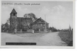 L'HOPITAL - Temple Protestant - Zonder Classificatie