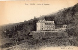 CHEYLADE CHATEAU DE TISSONNIERE - France