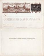 GUATEMALA 1897 - 12 Centavos Ganzsache ** Auf Kartenbrief, 12 Centavos Sehr Selten - Guatemala