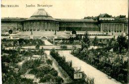 Feldpostkarte De BRUXELLES : Jardin Botanique - Belgique