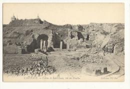 Cp, Tunisie, Carthage, Colline De Saint-Louis, Vue Des Fouilles - Tunesië