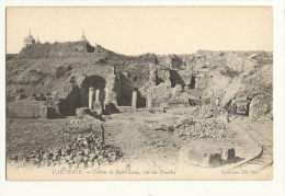 Cp, Tunisie, Carthage, Colline De Saint-Louis, Vue Des Fouilles - Tunisie
