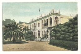 Cp, Algérie, Alger, Palais D'Eté Du Gouverneur - Alger
