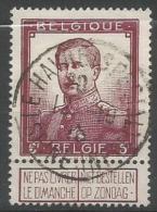 122  Obl  Le Havre (Spécial)  32.5 - 1912 Pellens