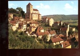 46-S.C.L-1002 Dominant Le Lot Saint Cirq Lapopie - France