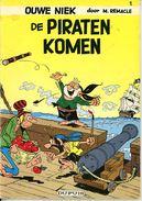 Ouwe Niek En Zwartbaard - De Piraten Komen  (1982) - Ouwe Niek En Zwartbaard