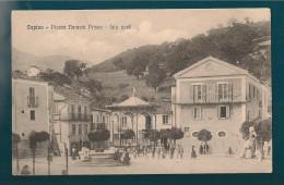 CAMPOBASSO SEPINO CARTOLINA FORMATO PICCOLO VIAGGIATA NEL 1915 - Unclassified