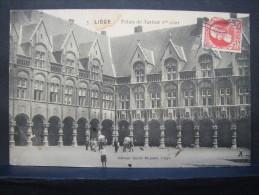CP. 1125. Liège. Plais De Justice 1er Cour - Luik