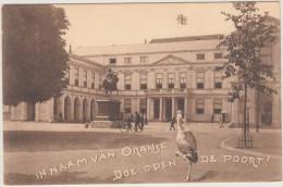 ´s-Gravenhage  - Den Haag - 'In Naam Van Oranje - Doe Open De Poort!' - NID / OOIEVAAR / STORK -  Zuid-Holland/Nederland - Den Haag ('s-Gravenhage)