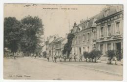 27 - Vernon         Route De Rouen - Vernon