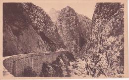 CPA Gorges Du Chabet - Route De Bougie (6661) - Algerien