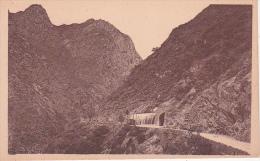 CPA Gorges Du Chabet-El-Ahkra - Sortie Des Gorges (6675) - Algerien