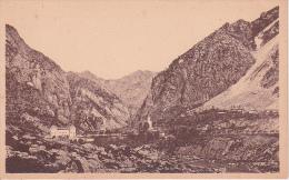 CPA Bougie-Kerrata - Le Château - Les Gorges (6676) - Algerien