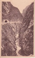 CPA Gorges Du Chabet-El-Ahkra - Escarpements (6678) - Algerien
