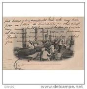 TBJTP1862-LFTD3814TCSC.Tarjeta Postal De Fabrica .BODEGA GONZALEZ BYASS,JEREZ(Cadiz) - Commercio