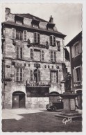 BEAULIEU- N° 10 - MAISON RENAISSANCE AVEC SUPERBE CITROEN - CARTE FORMAT CPA NON VOYAGEE - Ed. GABY -  Photo VERITABLE - Frankreich