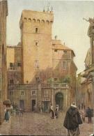 "ETTORE ROESLER FRANZ  Serie ""Roma Sparita""  Torre Dei Frangipane - Illustratori & Fotografie"