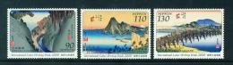 JAPAN  -  2000  Correspondence Week  Unmounted Mint - 1989-... Imperatore Akihito (Periodo Heisei)