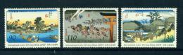 JAPAN  -  2003  Correspondence Week  Unmounted Mint - 1989-... Imperatore Akihito (Periodo Heisei)