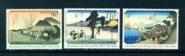 JAPAN  -  2005  Correspondence Week  Unmounted Mint - 1989-... Imperatore Akihito (Periodo Heisei)
