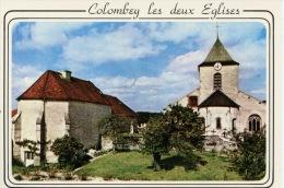 Colombey Les Deux églises : Les Deux églises N°52 Chanel - Colombey Les Deux Eglises