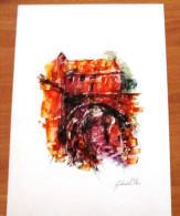 Art Work 2 By Gabriel Stan - Oils