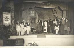 93 AUBERVILLIERS ?   PIECE  DE  THEATRE  NOEL NOEL ET  TOUS  SES  ARTISTES - Théâtre