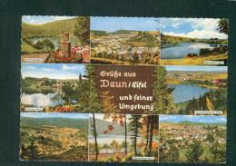 Gruss Aus Daun / Eifel Und Seiner Umgebung ( Multivues F.G. Zeitz KG) - Daun