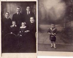 Jeux : Cerceux (3 Vierges Et 1 De 1914) - Cartes Postales