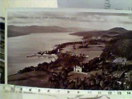 ENGLAND SCOTLAND Nveraray And Loch Fyne -DUNIQUAICH HILL  General View  VB1955 EL7204 - Argyllshire