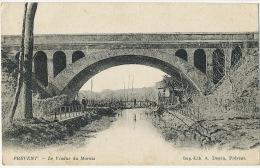 Frevent Le Viaduc Du Marais Lib. A. Doyen - France