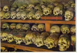 HALLSTATT, BEINHAUS ( Bones ) - Weltkulturerbe Im Salzkammergut (Copy Is In Luoyang, China) - Hallstatt