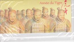 France Bloc Souvenir N° 47 Année Du Tigre, Bloc Sous Blister - Blocs Souvenir
