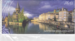 France Bloc Souvenir N° 75 Metz, Bloc Sous Blister - Blocs Souvenir