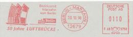 Freistempel 0733 50 Jahre Luftbrücke - Poststempel - Freistempel
