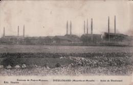 38400  DIEULOUARD 1916 - Dieulouard