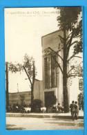 CP, 75, PARIS, Exposition Des Arts Décoratifs - Le Pavillon De L'Autriche, Vierge, TRES RARE - Expositions