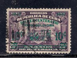 Cuba 1937 SC# 355 - Used Stamps