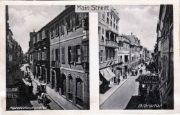 GIBRALTAR - Main Street, 1920? - Gibraltar