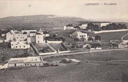 CARTHAGE (Tunesien) 1905? - Vue Generale - Tunesien